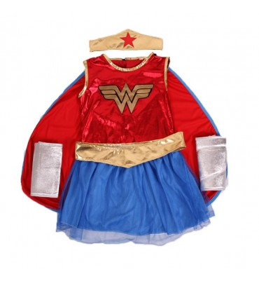 Kids Wonder woman Costume...