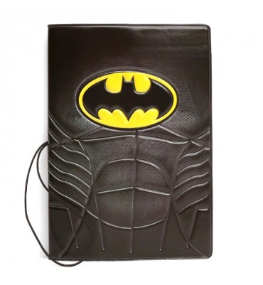Unique Batman passport...