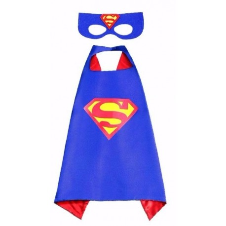 Adult Superman Dress Up Costume with mask