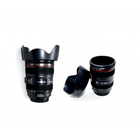 Stainless Steel Camera Lens Cup