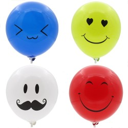 Smiley Series LED Balloon
