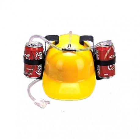 Lazy Drinking Helmet