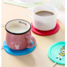 Cartoon USB Cup Warmer