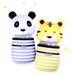 Cute Panda Water Bottle