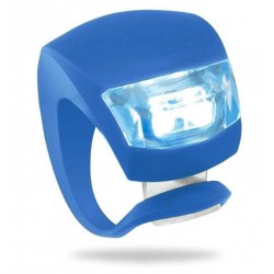 LED Flash Bicycle Light Lamp (Blue)