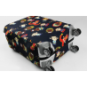 Hippo elastic luggage protector luggage cover