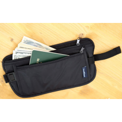 Anti-theft travel wallet