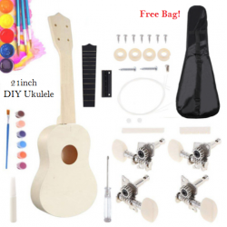 DIY Ukulele Kit 21inch
