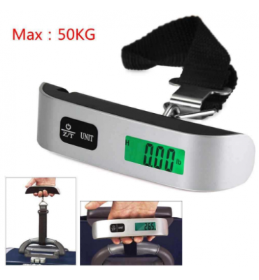 Portable Travel Digital Luggage Scale