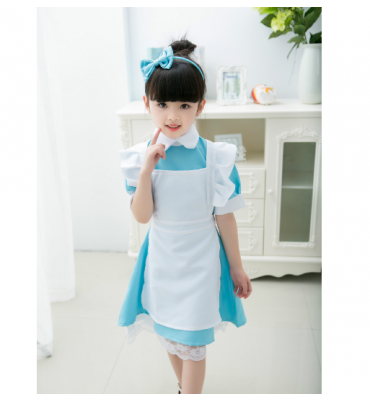 Kids Princess Costume Cinderella Costume